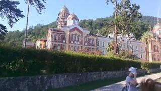 Ново - Афонский монастырь(Август 2015., 2016-09-10T11:55:50.000Z)