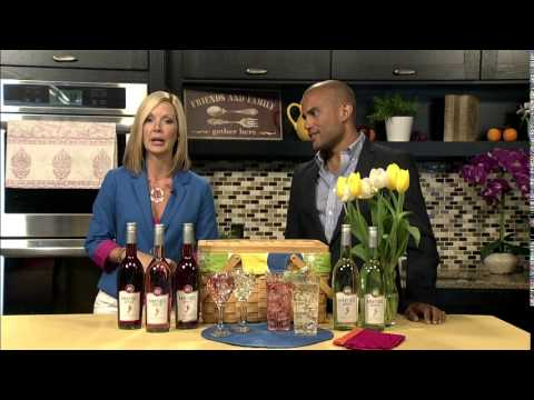 Barefoot Wine: In Studio Food / Beverage Example
