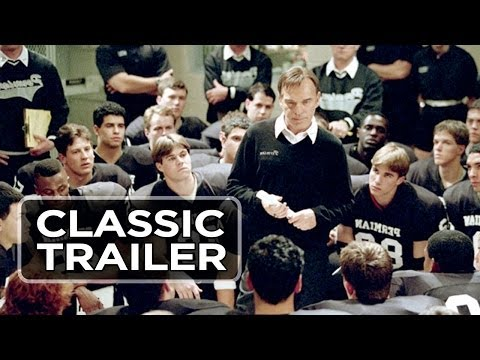 Friday Night Lights Official Trailer #1 - Billy Bob Thornton Movie (2004) HD