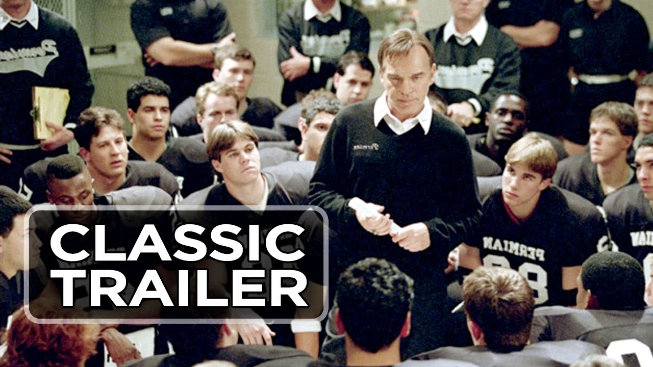 friday night lights official trailer billy bob thornton movie friday night lights official trailer 1 billy bob thornton movie 2004 hd