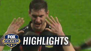 Video Gol Pertandingan Bayer Leverkusen vs Borussia Monchengladbach