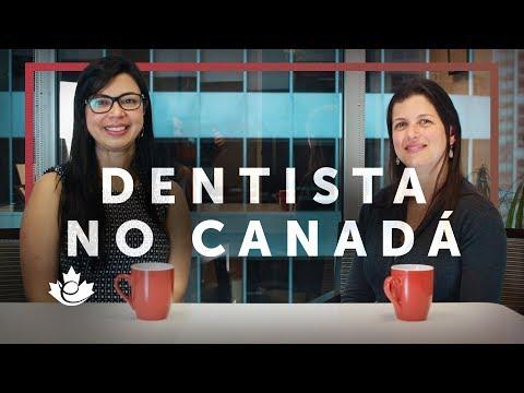 PROFISSÕES NO CANADÁ: DENTISTA