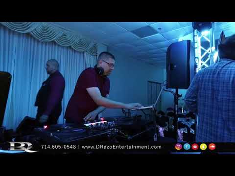 Sweet 16 GIG LOG with DJ Fuze from Power 106 (www.DRazoEntertainment.com)