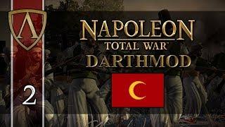 SEIZING ODESSA -- Let's Play Napoleon: Total War Darthmod -- Ottoman Empire -- Part 2