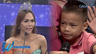 Wowowin: Miss Gay na may anak sa pagkabinata