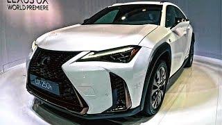 Toyota Chr От Лексус! Lexus Ux! Новая Фабиа, Dodge Demon! И Обновлённый Джип Чероки 2018