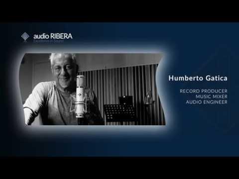 Humberto Gatica Presents audio RIBERA New Microphones