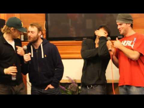 Karaoke night at Fife