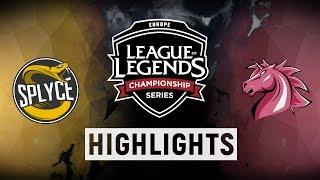 Video SPY vs. UOL - EU LCS Week 2 Day 2 Match Highlights (Summer 2018) download MP3, 3GP, MP4, WEBM, AVI, FLV Juni 2018
