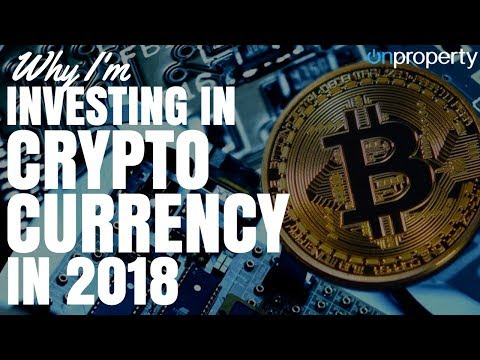 Why I'm Investing in Crypto Currency in 2018