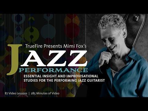 Jazz Performance - Intro - Mimi Fox
