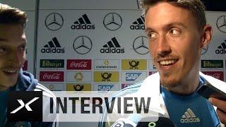 Max Kruse veräppelt Mesut Özil: Ein einziger guter Pass im ganzen Spiel   Deutschland - Georgien 2:1
