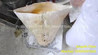 pvc resin mixing machine