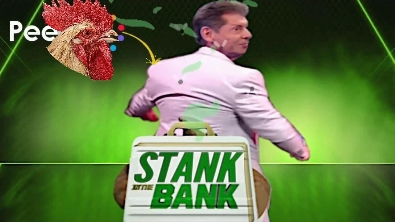 WWE Stank In The Bank 2021