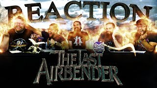 The Last Airbender (2010) - MOVIE REACTION!!