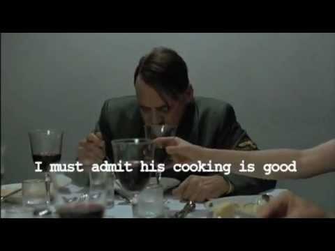 Hitler gets indigestion ....mov