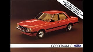 Ford Taunus ile show