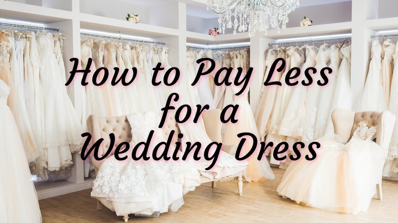 cea6c01d35d2 How to Pay Less for a Wedding Dress | Money Talks News