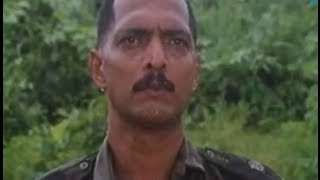 Nana Patekar trains his soldiers - Prahaar