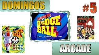 V�deo Arcade Archives: Super Dodge Ball