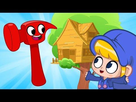Morphle en Español   La casa del árbol   Caricaturas para Niños   Caricaturas en Español