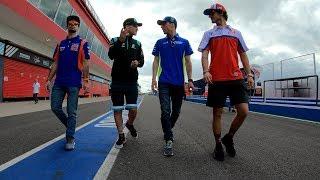 GoPro™: Rookies recall their MotoGP™ debuts