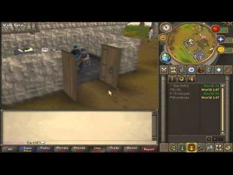 Runescape Skiller Progress #1