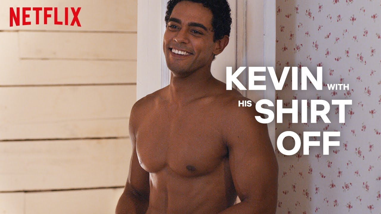 Download The Princess Switch | Have You Ever Seen Kevin with His Shirt Off? | Netflix