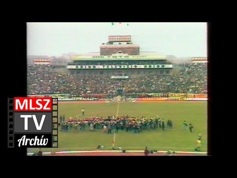 Magyarország-Brazília | 3-0 | 1986. 03. 16 | MLSZ TV Archív