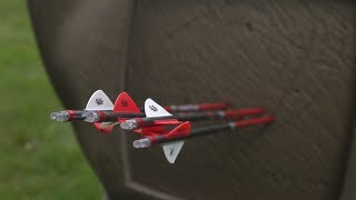 Video New Carbon Express Maxima RED SD: Deadly Small-Diameter Hunting Arrow download MP3, 3GP, MP4, WEBM, AVI, FLV Oktober 2018
