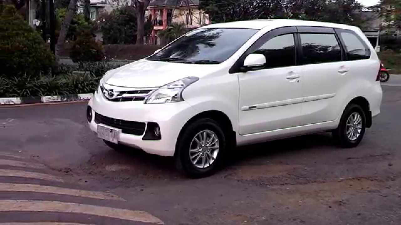 Grand New Avanza Vs Great Xenia Injector Daihatsu All Airbag White Youtube