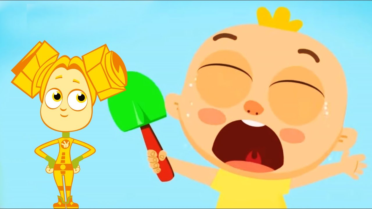 Фиксики - Фикси-советы: Как стать родителем (Пупс) / Fixiki