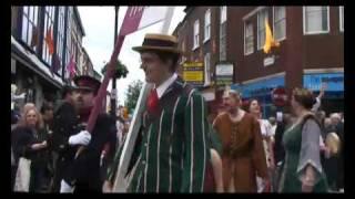Barnaby Festival Parade