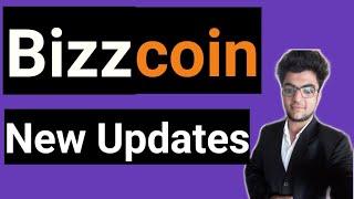 Bizzcoin New updates ! Bizzcoin Withdrowl Update ! Bizzcoin Card Payment ! BizzMart