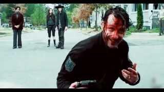 Ходячие мертвецы, прикол (The Walking Dead, funny)