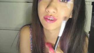 Pink Fairy Makeup Tutorial Thumbnail