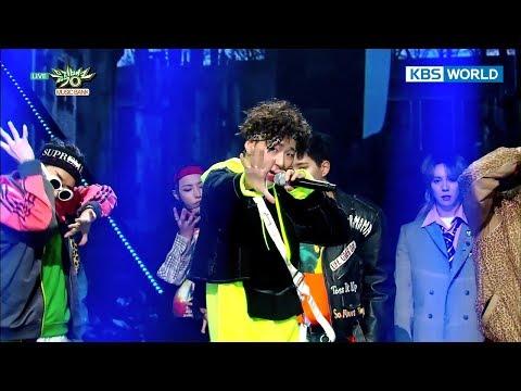 Block B (블락비) - Shall We Dance [Music Bank COMEBACK / 2017.11.10]