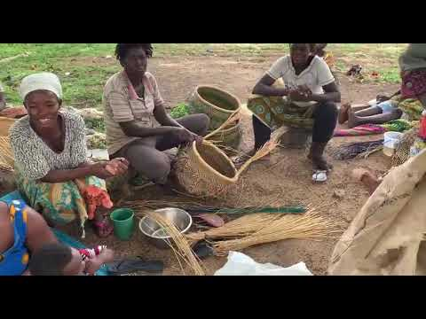 Bridge-To-Africa Connection Presents| AFI Trailblazers The Art of Basket Weaving 1