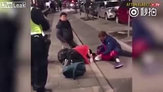 スウェーデンを旅行中の中国人のトラブルが、外交問題化している。 騒動...