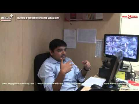 INTERVIEW WITH DARSHAK, MANAGER, MAX RETAIL, COIMBATORE on Inspiring on Aspirational Personality