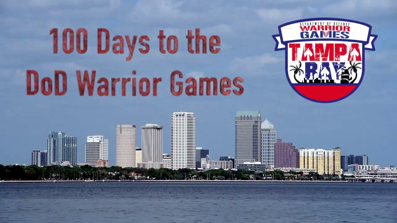 Warrior Games 100 Days Video
