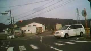 国道424号を有田川町金屋~海南市向けに移動します。@使用カメラ:Oreg...