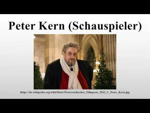 Peter Kern (Schauspieler)