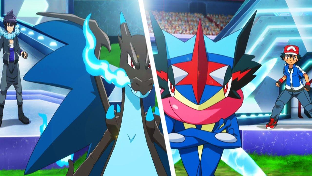 Download Ash vs Alain - Full Battle   Pokemon AMV