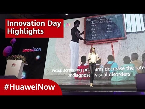 Huawei Now: Innovation Day Highlights