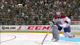 NHL 12 Producer-Video - Dynamic Goalies
