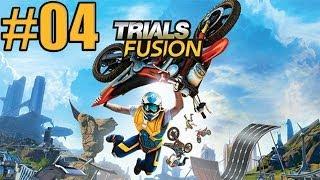Trials Fusion - Gameplay ITA - Modalità Carriera - Let's Play #04 - Nuova moto