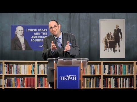 Trailer: Jewish Ideas and the American Founders