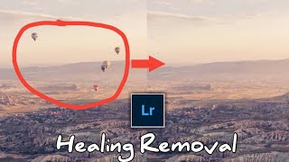 Remove Any Objects Using Lightroom Mobile | Spot (Healing) Removal Tool