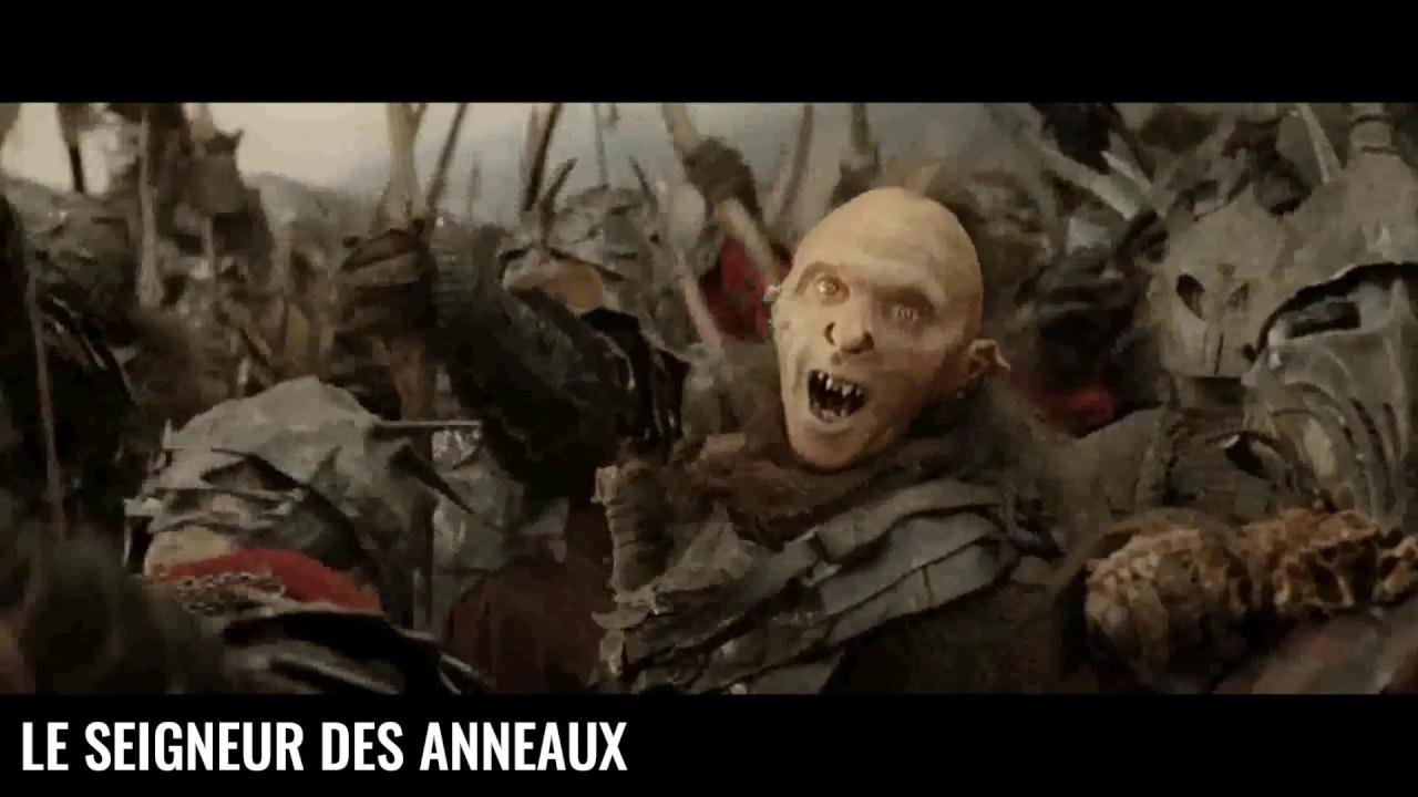 Le seigneur des anneaux sc ne culte youtube - Tatouage seigneur des anneaux ...